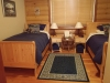 Mesachie Room double bed and single bed